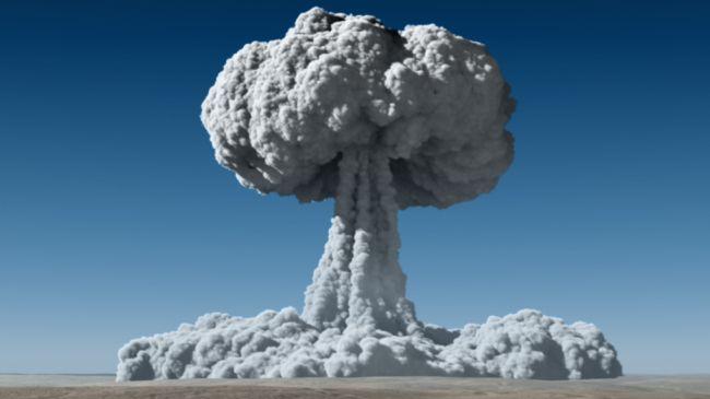 mushroom-cloud