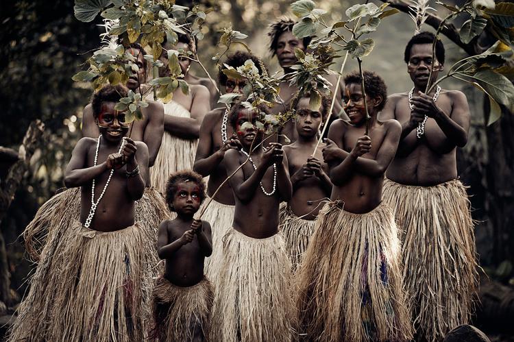 Takel villagers